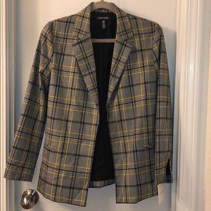 Ellen Tracy Statement blazer